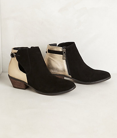 Bervin Ankle Boot by Very Volatile via Anthropologie