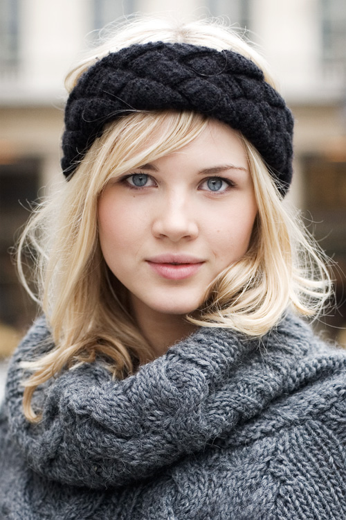 knit head