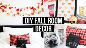 fall room decor