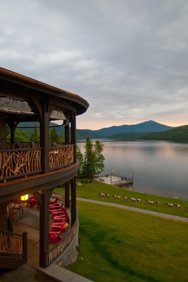 Lake Placid Lodge, Lake Placid, NY, Wedding