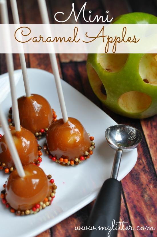 Mini-Caramel-Apples-