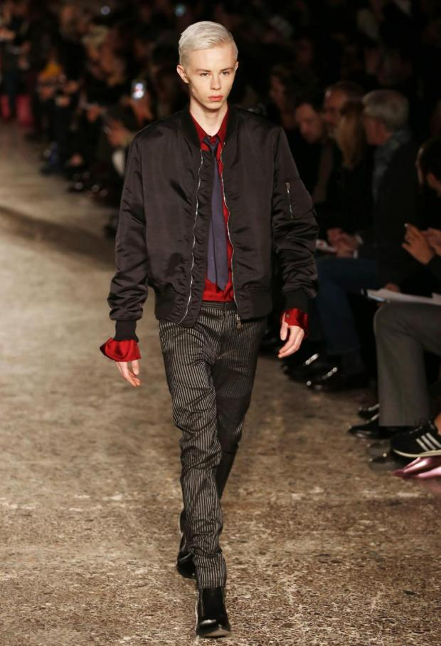 Italy Fashion Costume National Homme
