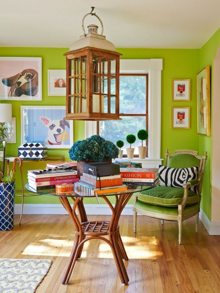 paint-color-schemes-ideas-with-greenery