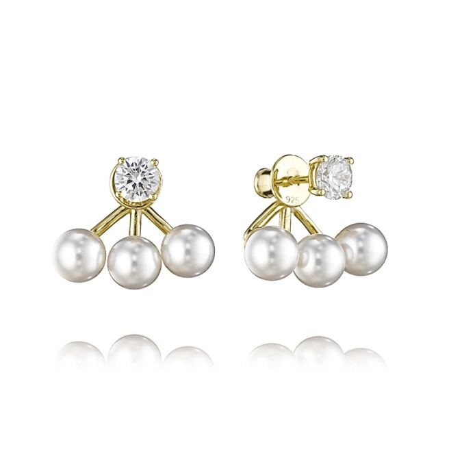 triple-pearl-ear-jackets-gold-modern-pearls-collection-fallon-jewelry