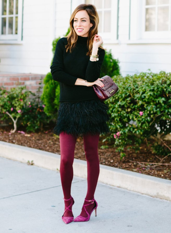 Sydne-Style-shows-how-to-wear-red-tights-with-sole-society-shoes.jpg